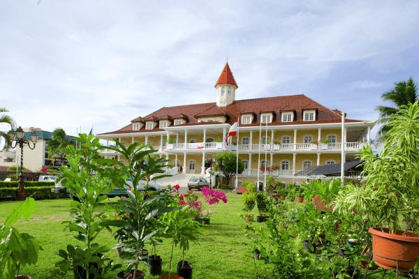 tòa thị chính Papeete