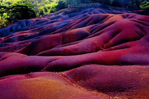 đất 7 màu