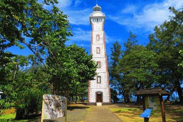 hải đăng point venus