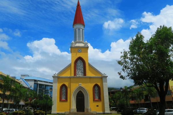 Nhà thờ Papeete