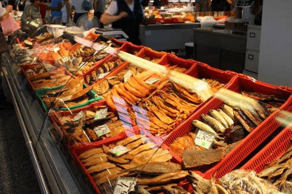 chợ cá