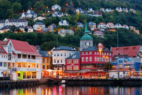 thành phố Bergen