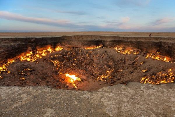 Cổng Địa Ngục Darvaza